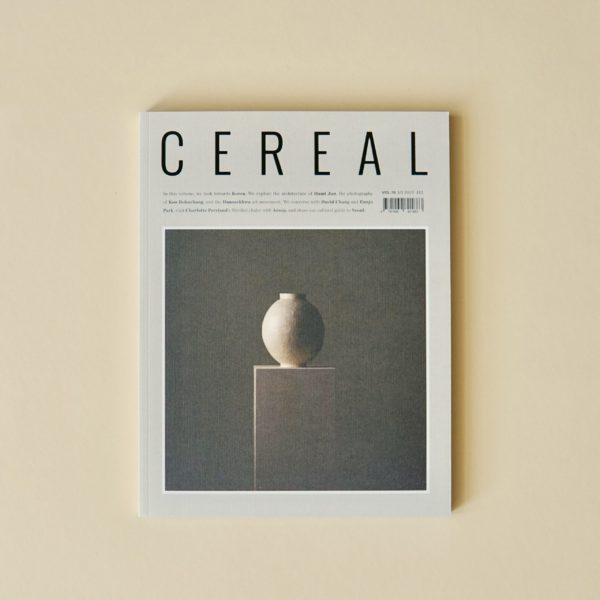 Cereal – Volume 19 Cover