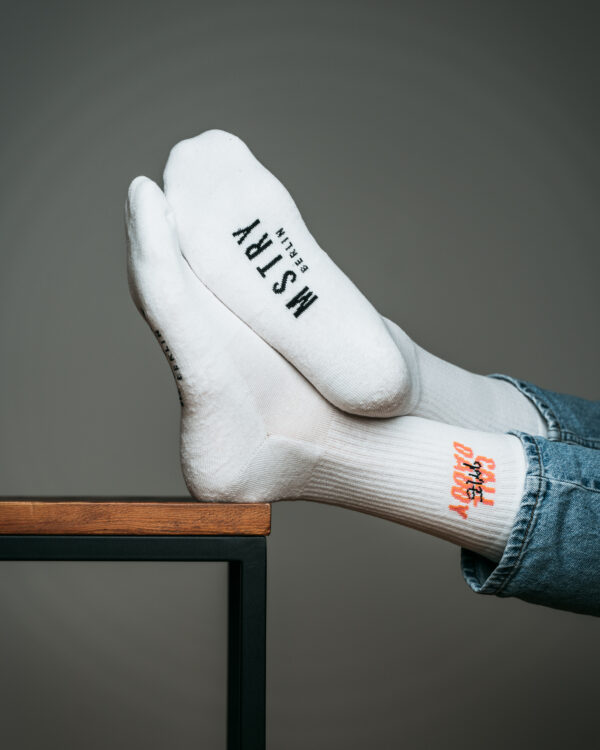 daddy sustainable socks